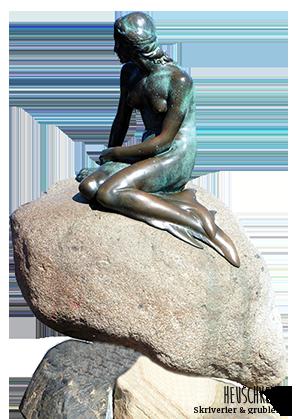 Pixabay: Billede af den lille havfrue