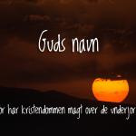 Guds navn